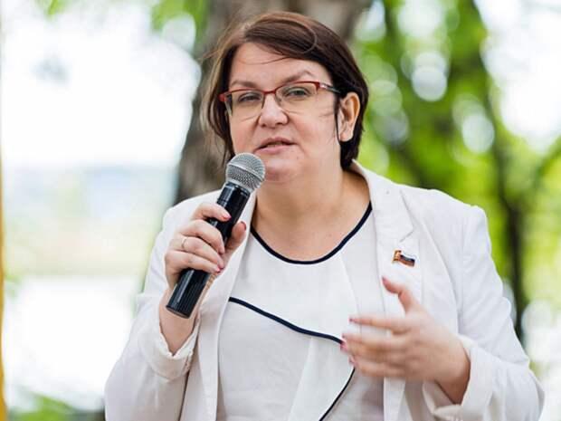 Юлия Галямина: выборы в Думу, задачи оппозиции, Навальный, Северный поток /«О!Пять!Росбалт». №55