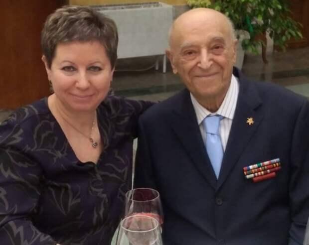 В Москве на 96-м году жизни скончался Владимир Этуш