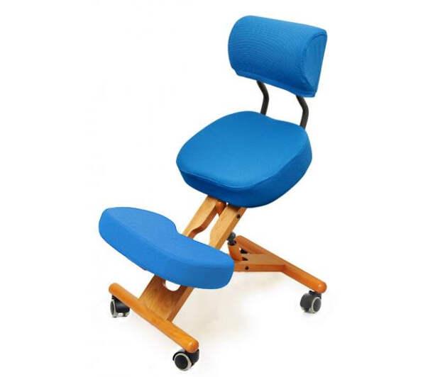 Что такое коленный стул и зачем он нужен?