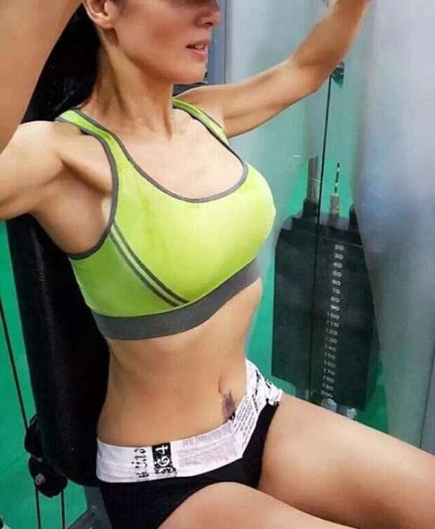 50-летняя китаянка удивила пользователей сети своей фигурой (10 фото)