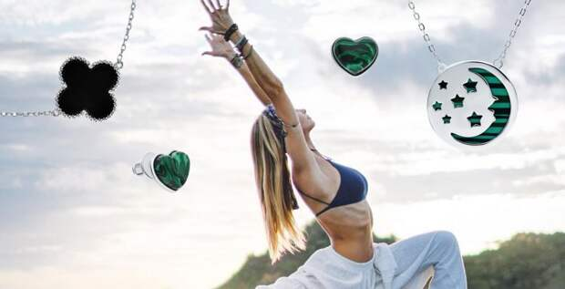 Йога и украшения: какие камни и талисманы помогут найти душевное равновесие