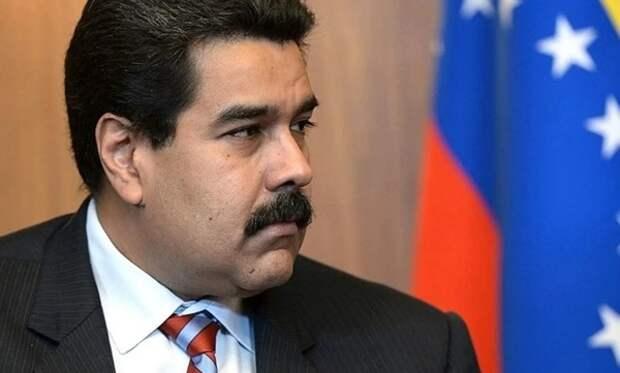 На границе Венесуэлы в столкновениях начали гибнуть люди