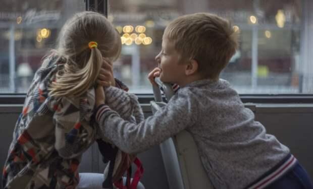 В Севастополе пересмотрели организацию доставки детей в школу №17