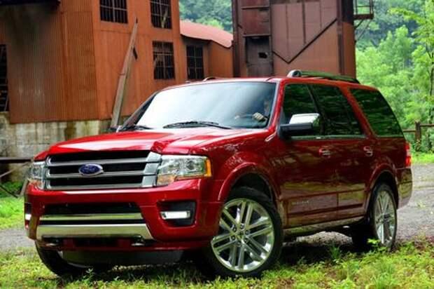 Алюминий окрыляет: Ford Expedition готовится к тотальной диете