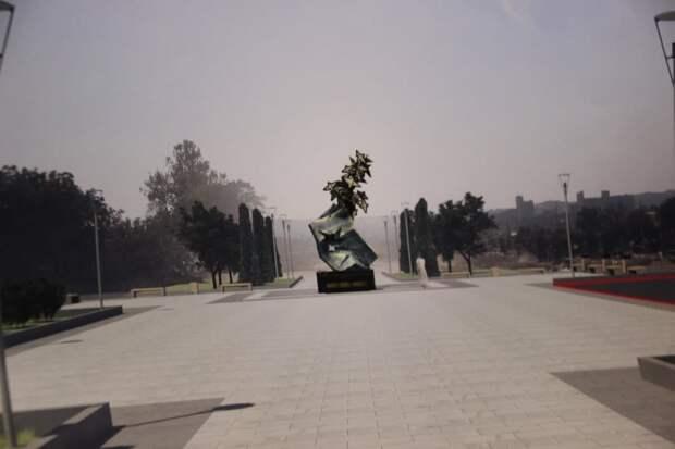 Появился эскиз мемориала в память о жертвах трагедии в Керчи