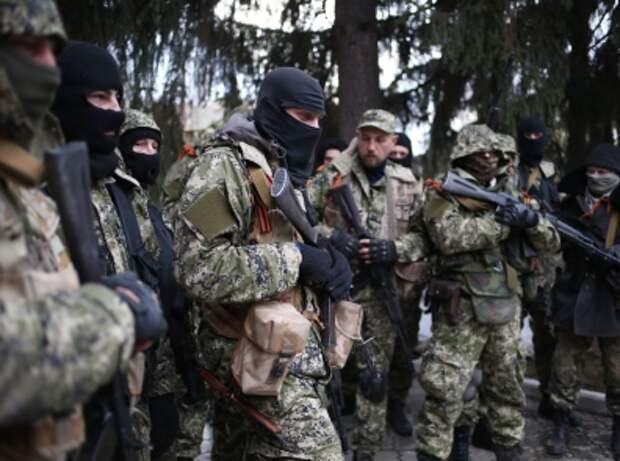 О ситуации в Новороссии