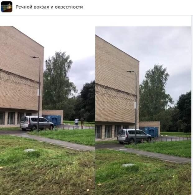 Ремонт кровли здания на Флотской проводился с нарушениями