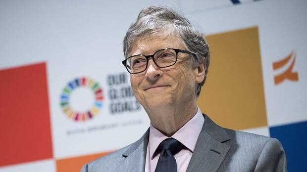 Билл Гейтс назвал вакцины величайшим успехом науки