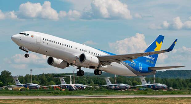 Авиакомпания Nordwind Airlines теперь базируется в Симферополе