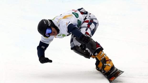 Сноубордист Соболев стал чемпионом мира в супергиганте.  лыжный спорт.  НТВ.Ru: новости, видео, программы телеканала НТВ