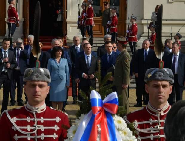 Россия-Болгария на пути к нормализации