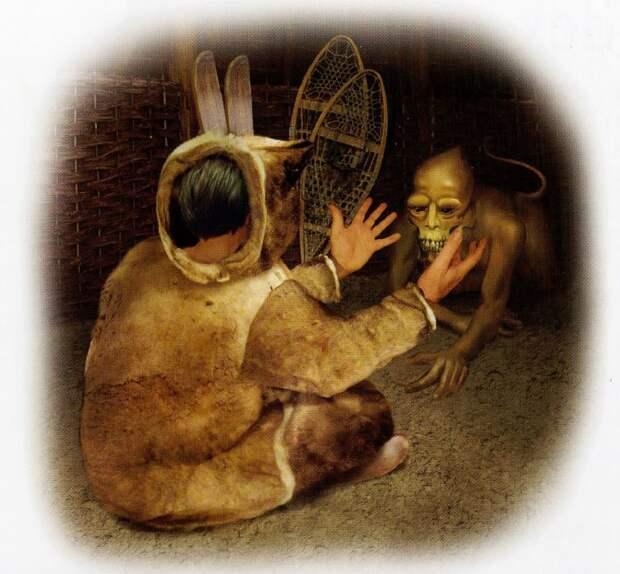 Полярный Франкенштейн — страшное оружие эскимосских шаманов