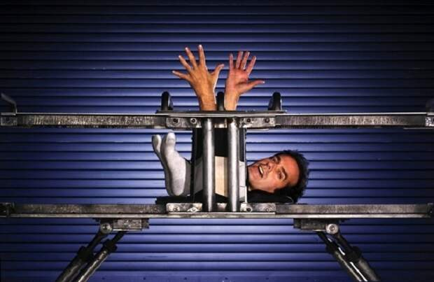 Дэвид Копперфильд - самый успешный иллюзионист в истории. | Фото: reviewjournal.com.