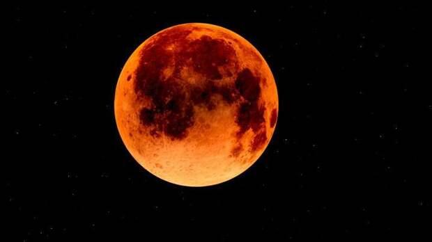 Суперлуние, полнолуние и лунное затмение 26 мая 2021 года. Будьте предельно осторожны!