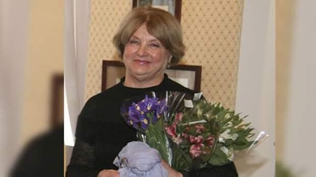 Вдова знаменитого актера Евгения Леонова умерла в Москве