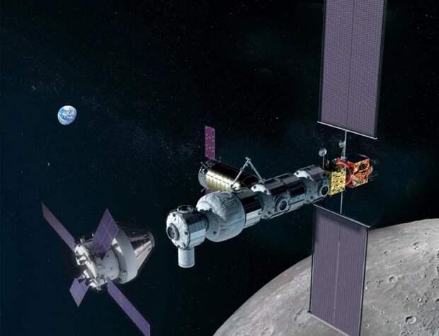 Россия будет осваивать Луну в одиночестве