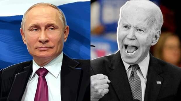 Россияне бурно отреагировали на «гениальный» ответ Байдена о Путине..