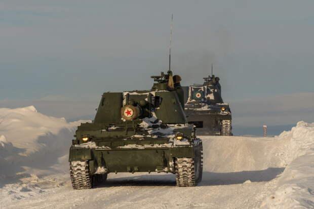 СШАобеспокоены наращиванием российского военного присутствиявАрктике