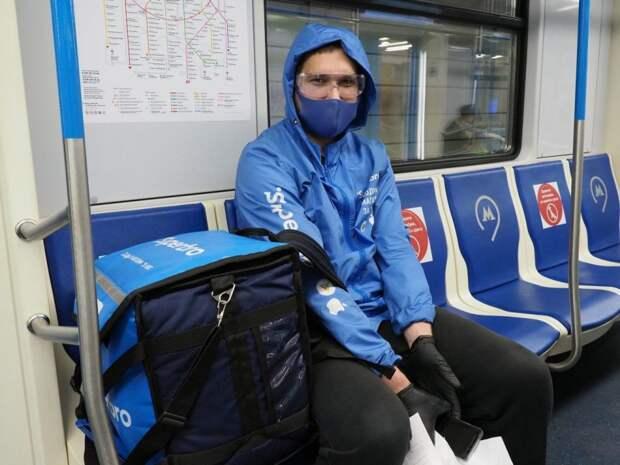 Собянин: Московское метро становится самым современным среди мировых городов / Фото: Ольга Чумаченко