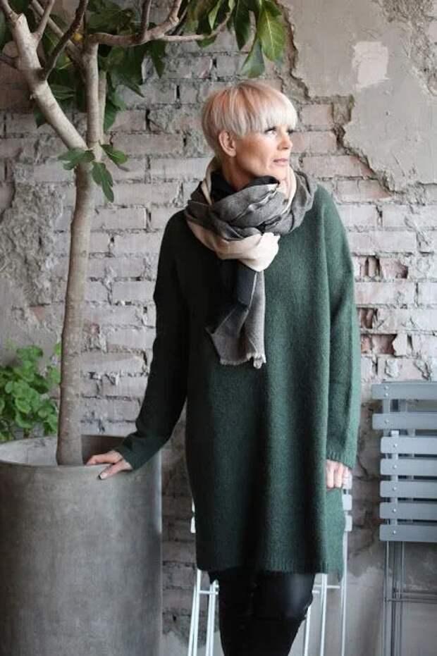 Стильная осень: гардероб для женщины элегантного возраста. Просто и со вкусом