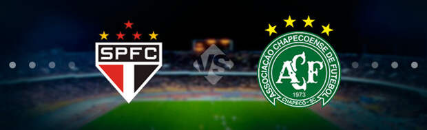 Сан-Паулу - Шапекоэнсе: Прогноз на матч 17.06.2021