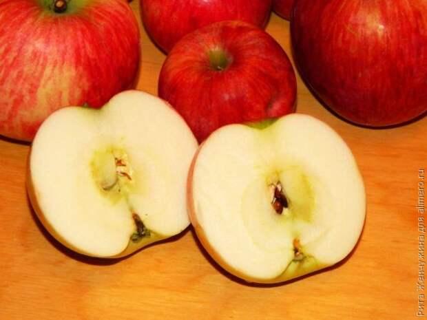 """Мой """"яблочный уход"""" за кожей, волосами и ногтями"""