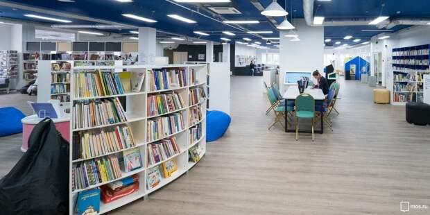 Библиотека на Родионовской будет закрыта для посещений до 21 января