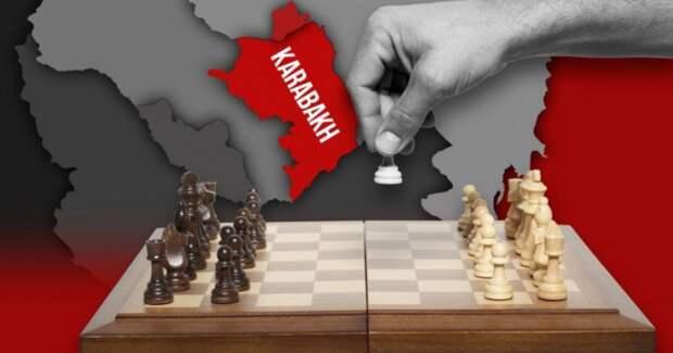 Путин занял центр геополитической шахматной доски