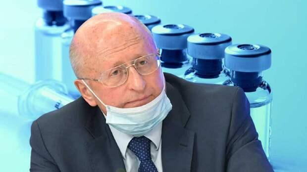 """Гинцбург рассказал, при каких заболеваниях нельзя прививаться """"Спутником V"""""""
