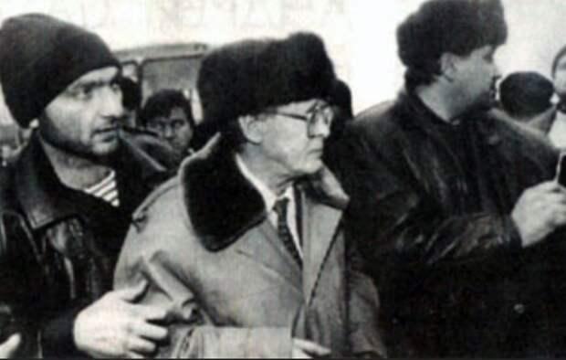 Ковалев отправился к Дудаеву