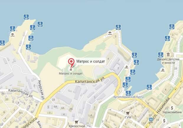 Пять «секретных» мест, куда лучше не ходить на День ВМФ в Севастополе (фото, карта)