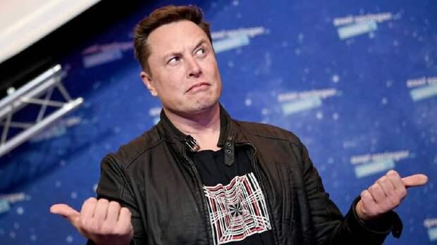 Илон Маск снова подставил Tesla