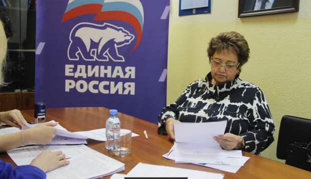В Тверской области подано 105 заявок на участие в предварительном голосовании