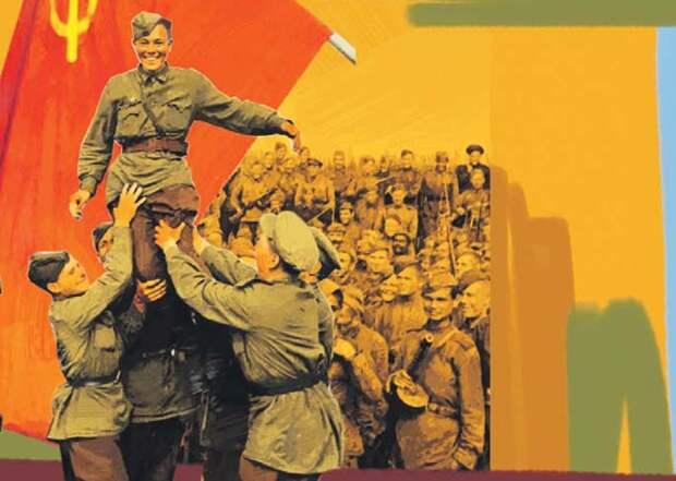 Почти 13 тысяч жителей СВАО проголосовали за эскизы граффити Победы