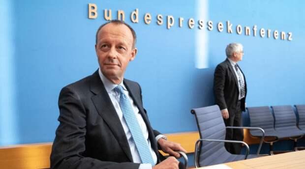 Голос Мордора: Почему кандидат в бундесканцлеры Мерц врёт о ситуации с беженцами