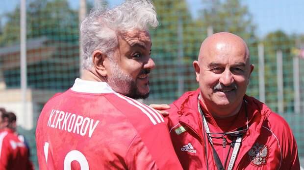 Юран предложил альтернативу Киркорову как исполнителю гимна перед матчами сборной России