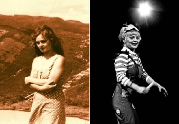 Трагедия Ирины Асмус под куполом цирка: История любимицы детей клоунессы Ириски из «АВБГДейки»