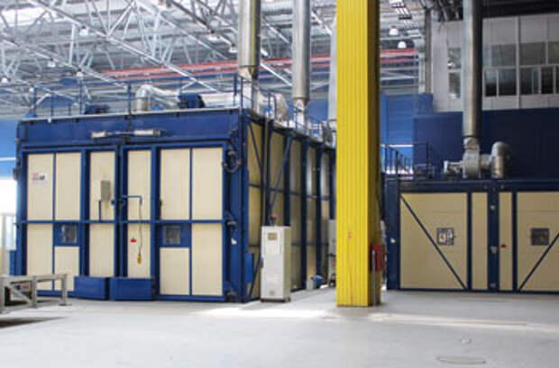 Термо-инфузионный автоматизированный центр
