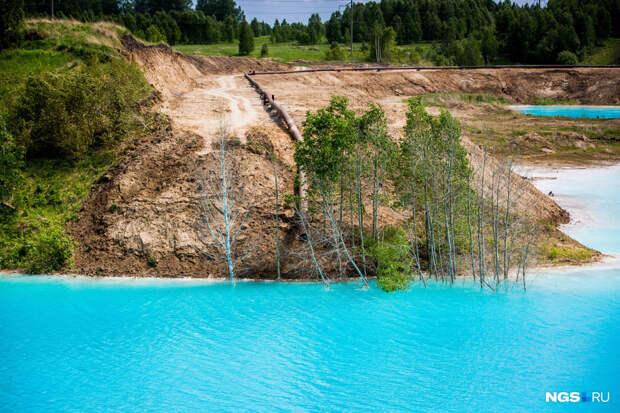 «Русские Мальдивы» в Сибири – смертельно опасное место для селфи (ФОТО)