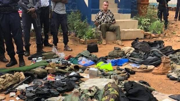 Захаров подтвердил арест гражданина Франции в ЦАР по подозрению в работе на спецслужбы