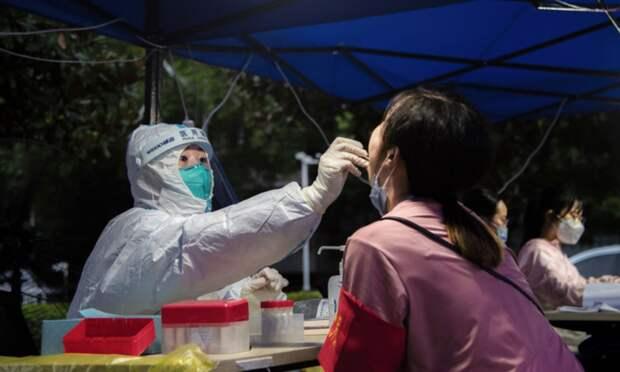 Китайцы пошли в атаку и опубликовали засекреченные данные США о коронавирусе