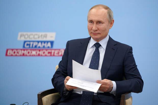 Путин раскритиковал здравоохранение в Латвии