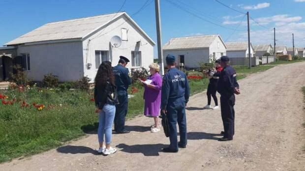 В Ленинском районе проводятся профилактические рейды