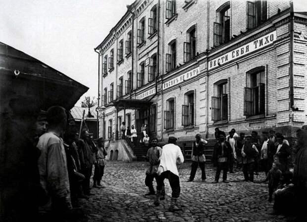 45 жанровых фотографий дореволюционной России