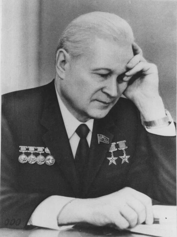 Владимир Челомей Королев Глушко Луна Н 1 Бабакин Луноход, СССР, космос