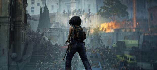 Слишком много зомби в релизном трейлере World War Z: Aftermath