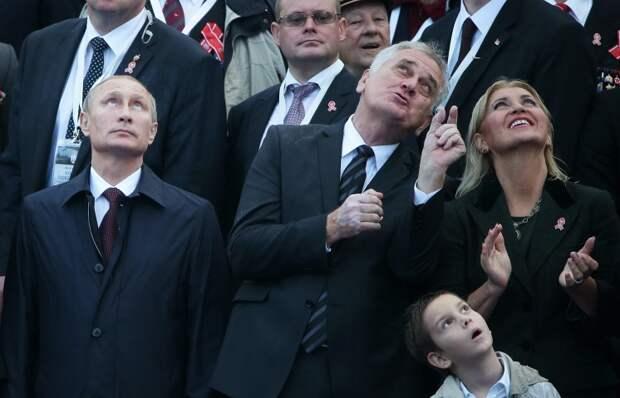 ТАСС: Обама: США и Великобритания согласны с необходимостью сохранения жестких санкций против РФ