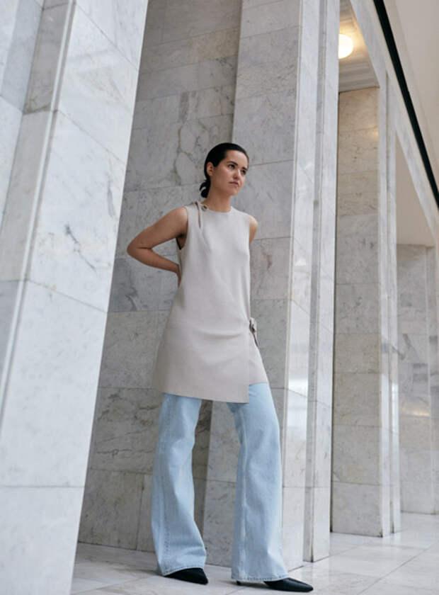 От льняных дропов до купальников из нефти: дайджест fashion-новостей недели