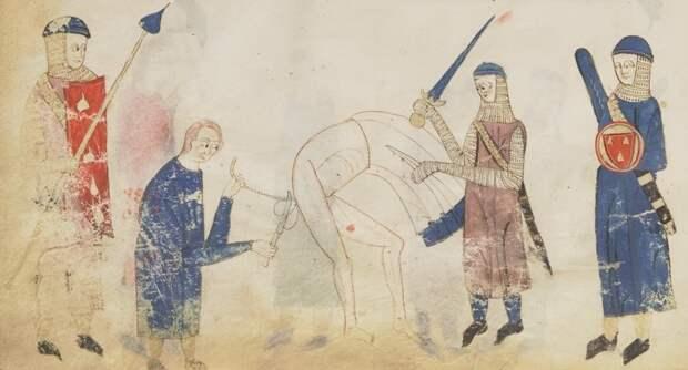 Кастрация в средневековой Европе
