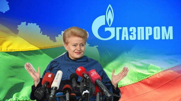 """Россия может """"отключить"""" газ в Литву в ответ на запрет российского СПГ"""